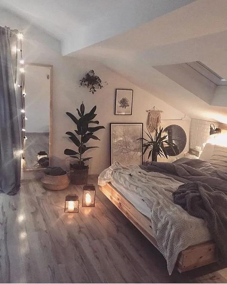 10 cozy minimalist bedroom decorating ideas 7 #smallbedroominspirations