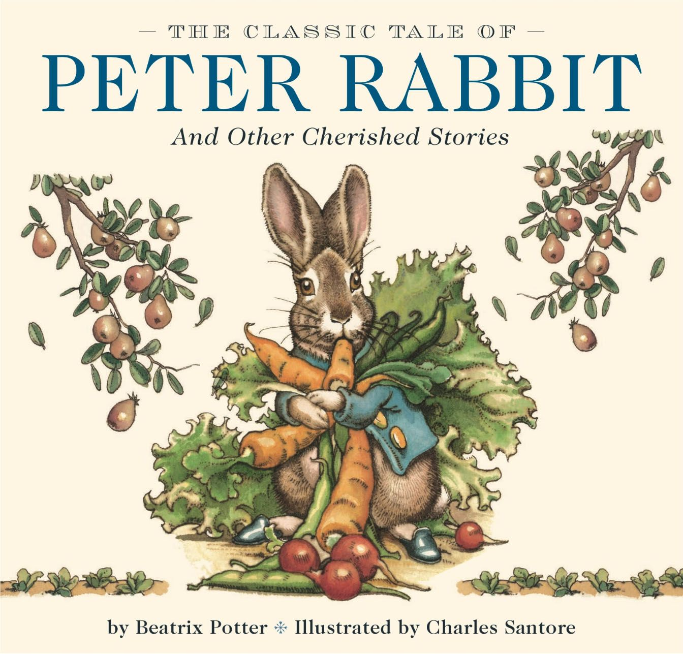 Coming this fall The Classic Tale of Peter Rabbit and