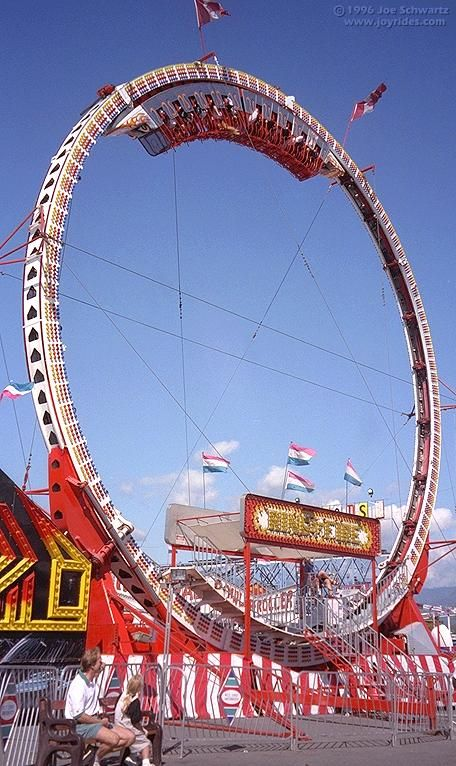 Fair Rides Ring Of Fire