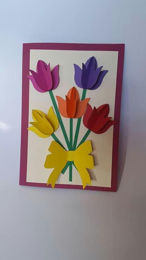 3d Cards Adornos 10 De Mayo Manualidades Día De Las Madres