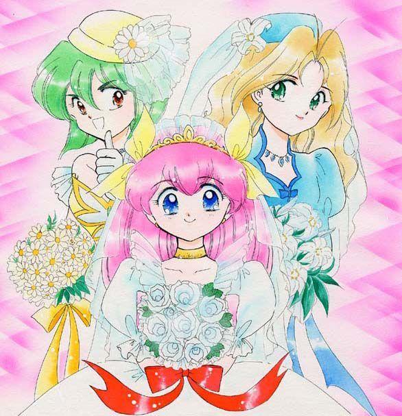аниме Wedding Peach скачать торрент - фото 3