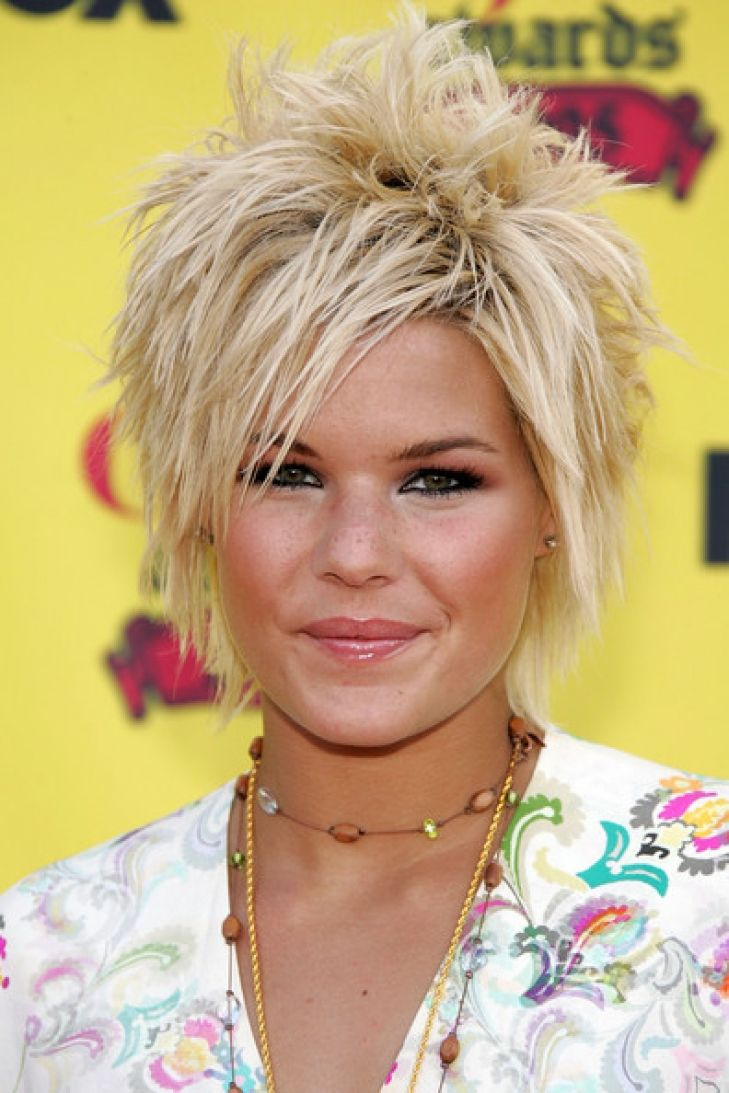 Short, Spiky Hairstyles Are Very Popular With Women Because They Can Suit  So Many Styles! An Edgy, Punky Style Goes Brilliantly With Short Spiky Hair,  ...