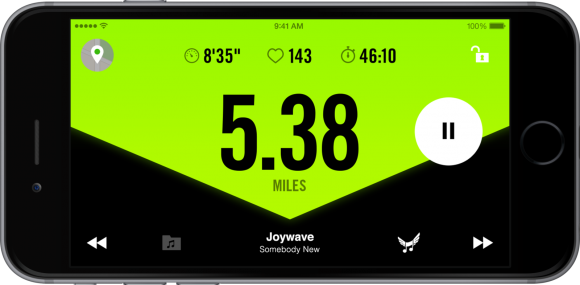 N+ Run App 26