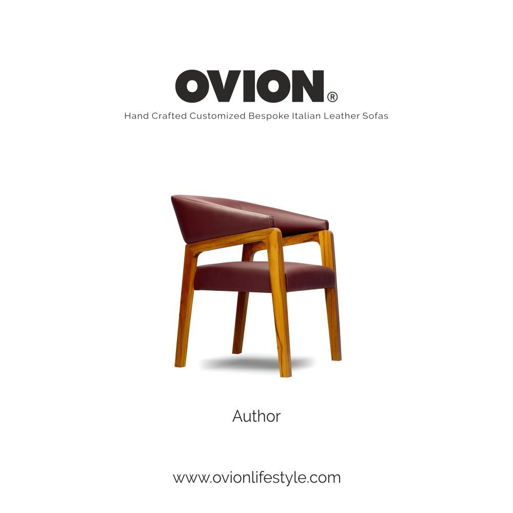 Think Sofas Think OVION – Luxury Italian leather chair and ...