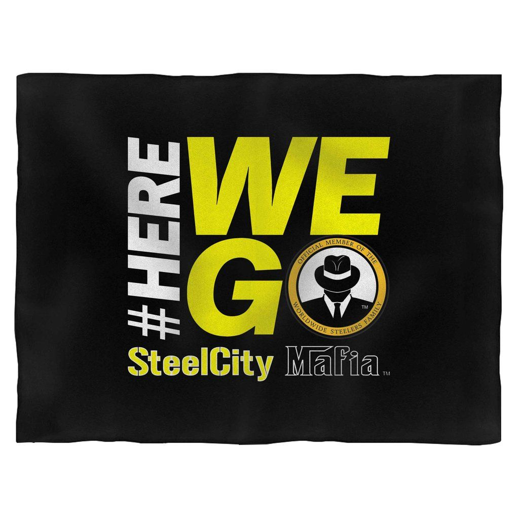 Steel City Mafia Blanket