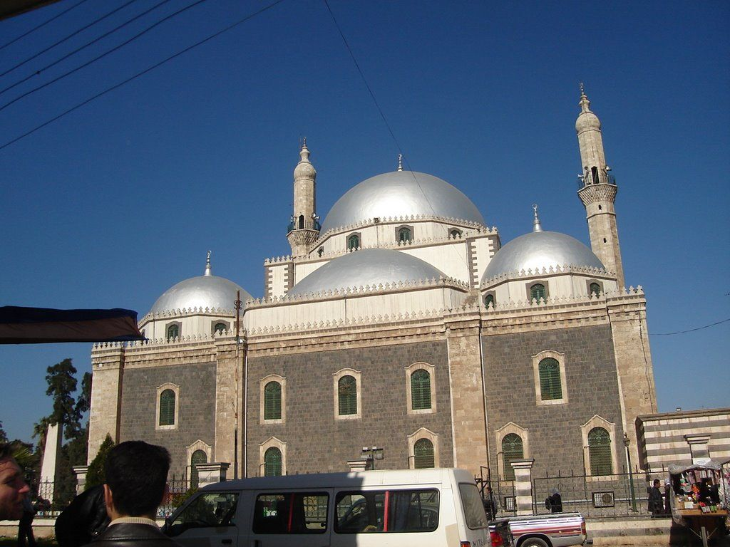 Khaled Ibn al Walid mosque, Homs