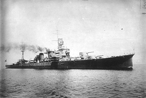Imperial Japanese Navy cruiser furutaka [重巡洋艦 古鷹]古鷹型重 ...
