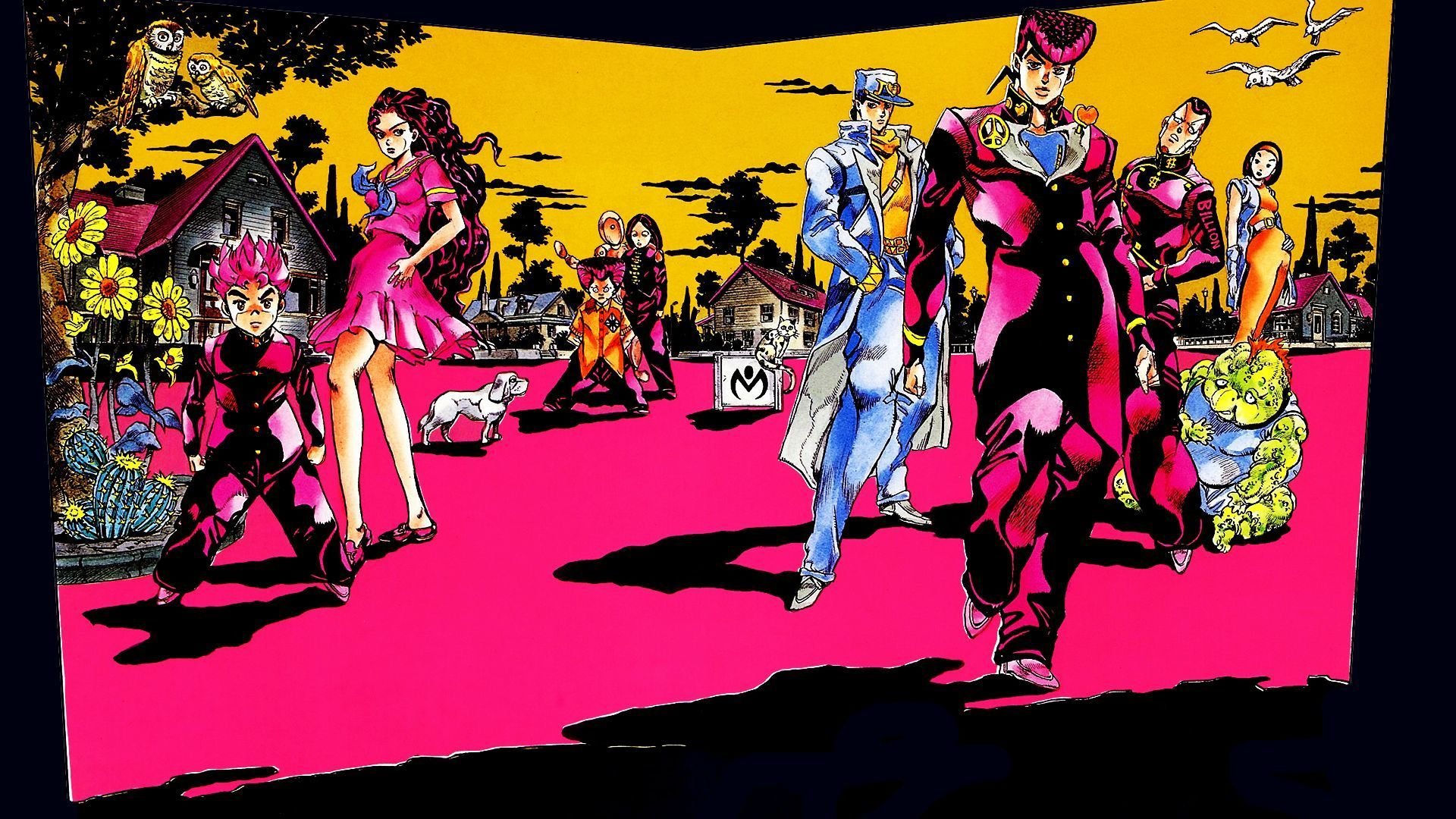 Pin by Shaan Amin on Bold Jojo bizarre, Jojo anime, Jojo