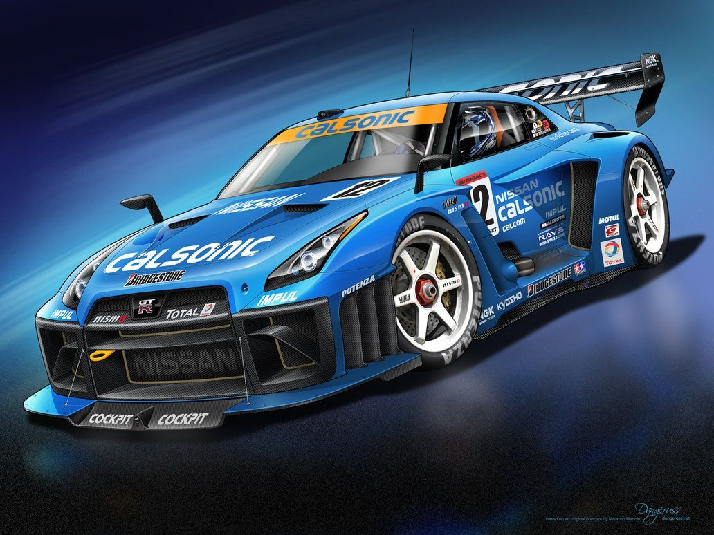 Nissan Gt R Proto Super Gt By Dangeruss Car Wallpapers Cool Cars Cool Car Pictures