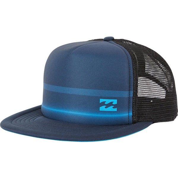 70099e62573 Billabong Unisex Spinner X Snapback Trucker Hat featuring polyvore ...