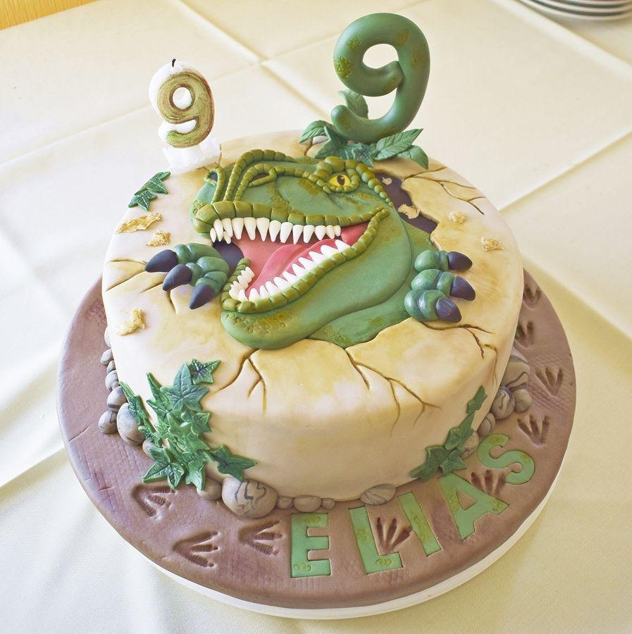Dinosaurier Kuchen Backen Torte Dino Trex Cakekuchen Backen Dino Torte T Rex Torte Cake Dino Torte Dinosaurier Kuch Dino Kuchen Kuchen T Rex Kuchen