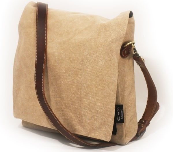 Transit Canvas Bag - Notebook Tote $119.00 (AUD) | FREE Delivery