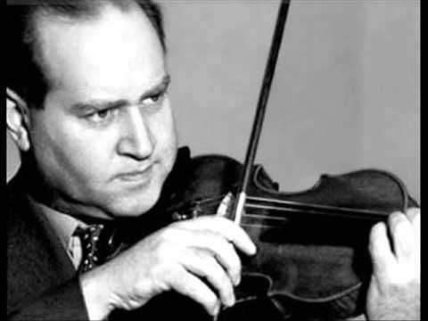 Shostakovich: Violin concerto No 1 - Oistrakh, Mitropoulos