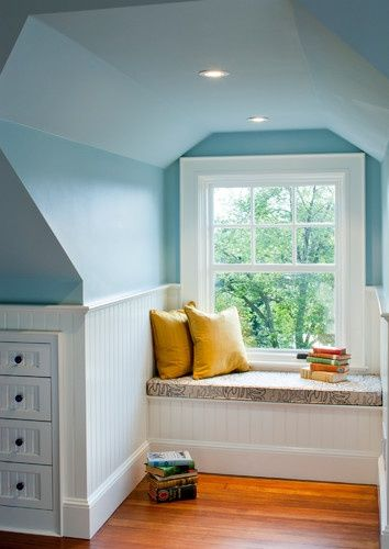 Window Bench Seat With Storage Plans