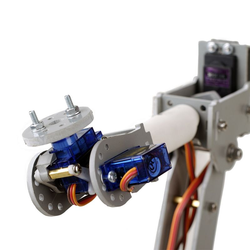 6axis desktop robotic arm assembled robot arm robot