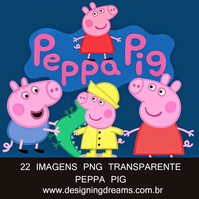 Cantinho Do Blog Peppa Pig Cantinho Do Blog E Festa Peppa Pig