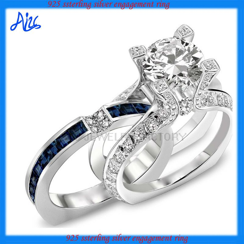 Marriage Ring Sets Sterling | ... > Ring > 925 sterling silver engagement ring,sample available