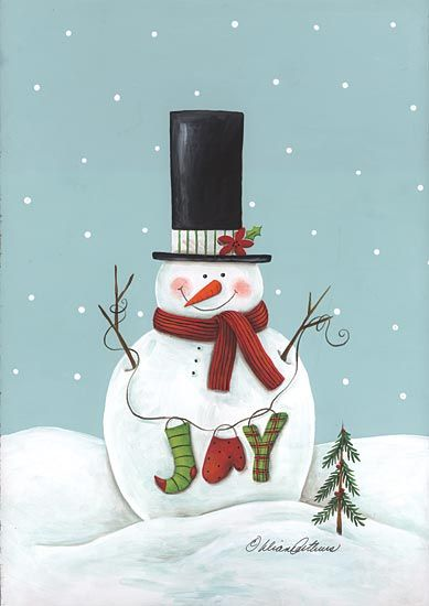 Working on a snowman, need a visual for inspiration