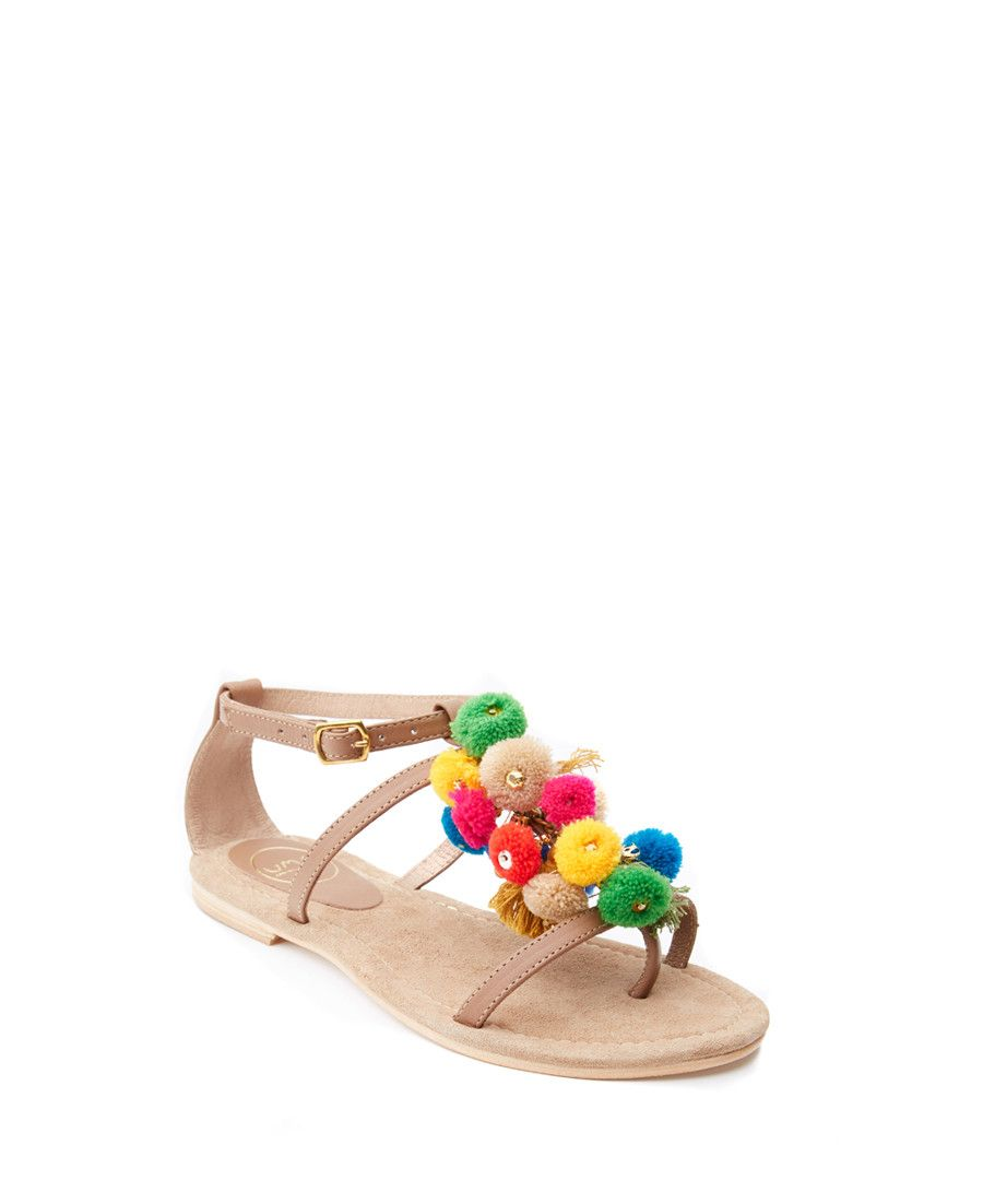 b36fadaf3eb We ve fallen head over heels for these colour pop sandals