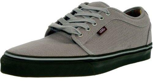 5e0516bd83e29f Vans Men s Chukka Low Aztec Stripe Light Grey Gum Ankle-High Skateboarding  Shoe - 13M