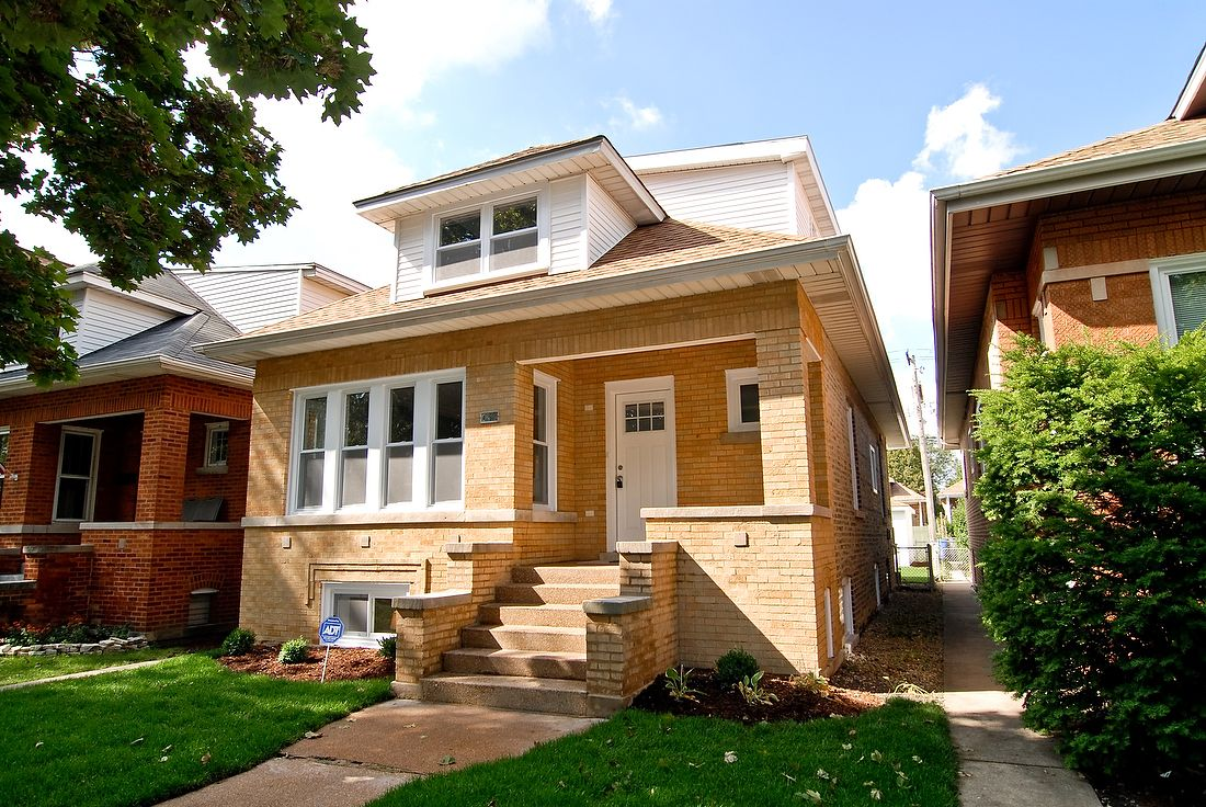 In the Northwest Side's charming bungalows, everything is