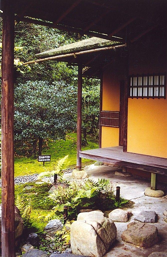 Teahouse at Katsura Rikyu, Kyoto