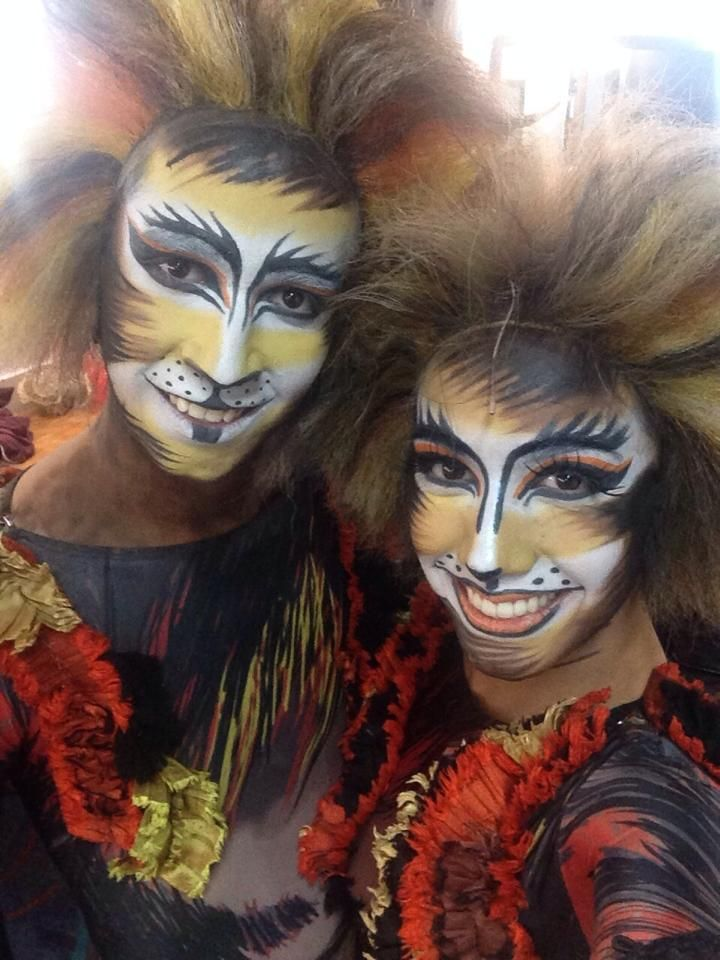 Cats 2014 Mexican Cast (Coricopat & Tantomile) Cats