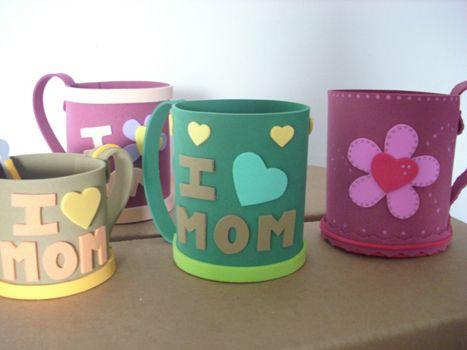 Manualidades para el Día de la Madre | manualidades mayo ...