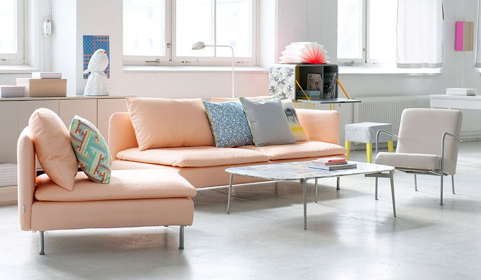 Habillons Le Canape Avec Bemz Com Pastel Interior Pastel Room