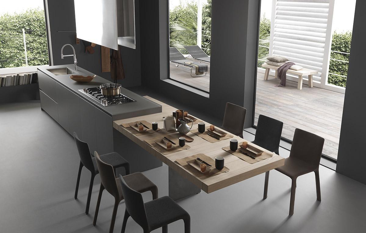 MODULNOVA Kitchens Light - Photo 4 | kitchen | Cucine, Cucine ...
