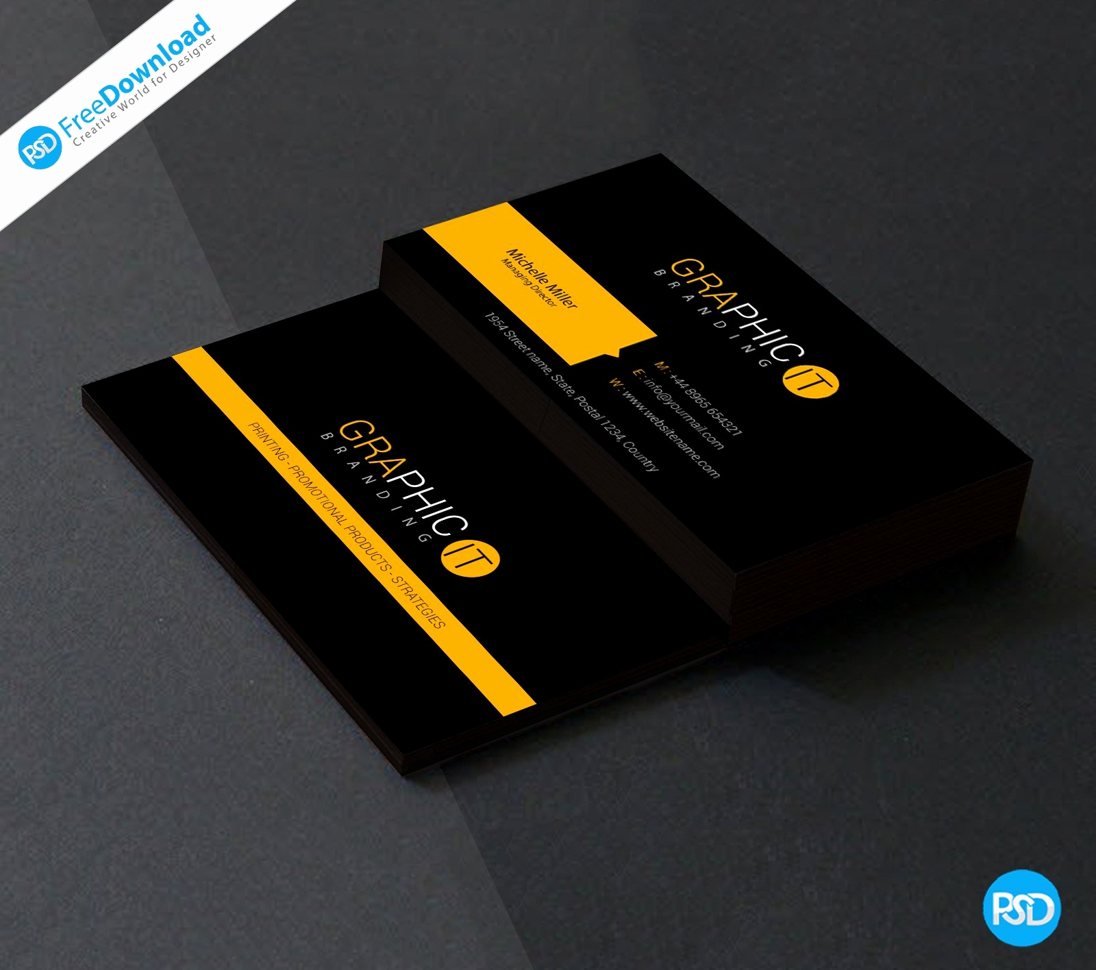Professional Business Card Design Fresh 150 Free Business Card Psd Templates Hydraexec Visiting Card Templates Create Business Cards Visiting Card Design Psd