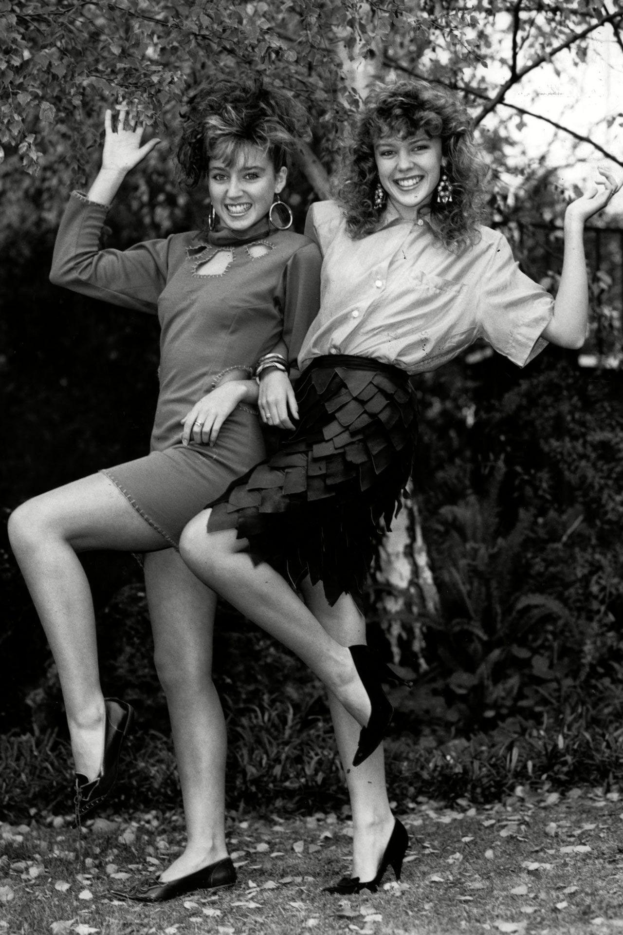 Dannii & Kylie Minogue