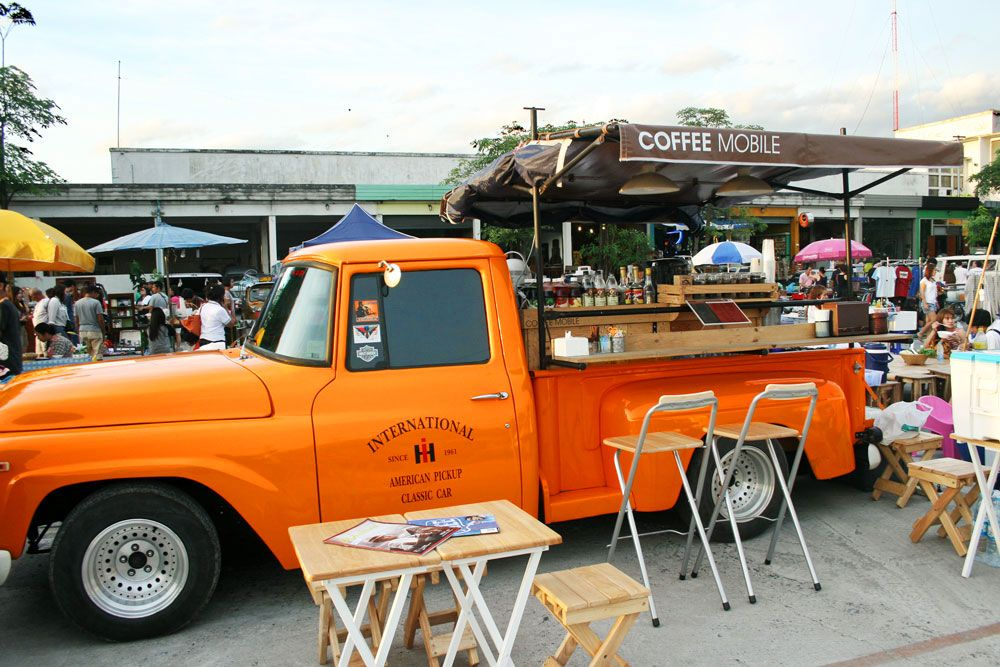 coffee truck food truck pinterest. Black Bedroom Furniture Sets. Home Design Ideas