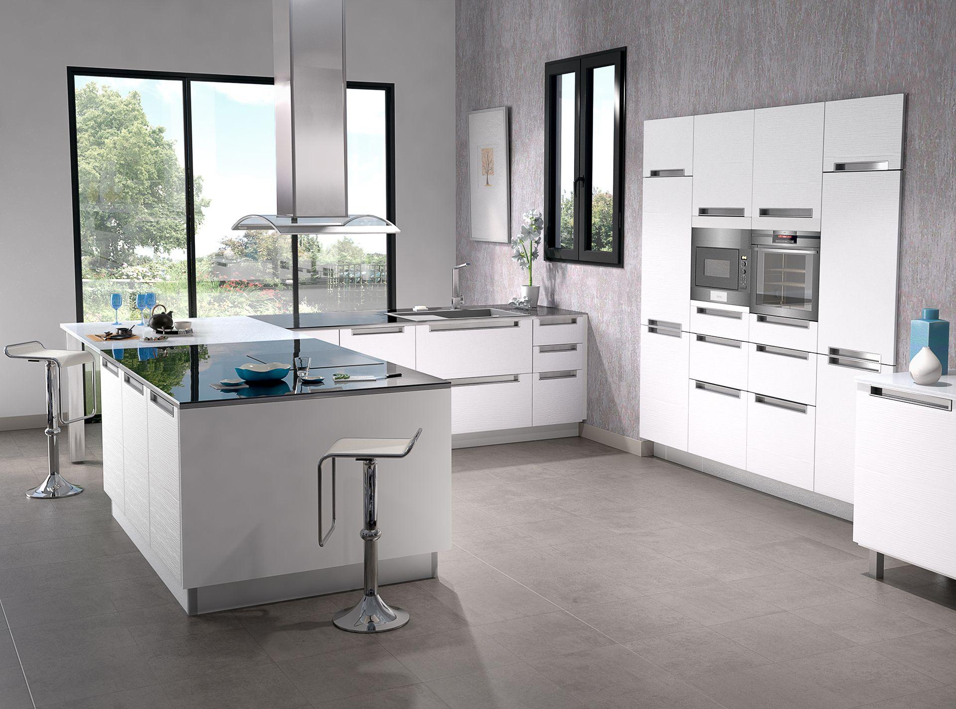 Visuel 3d Hd D Une Cuisine Lapeyre Home Home Decor Kitchen