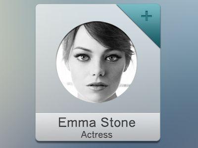 Actresswidget