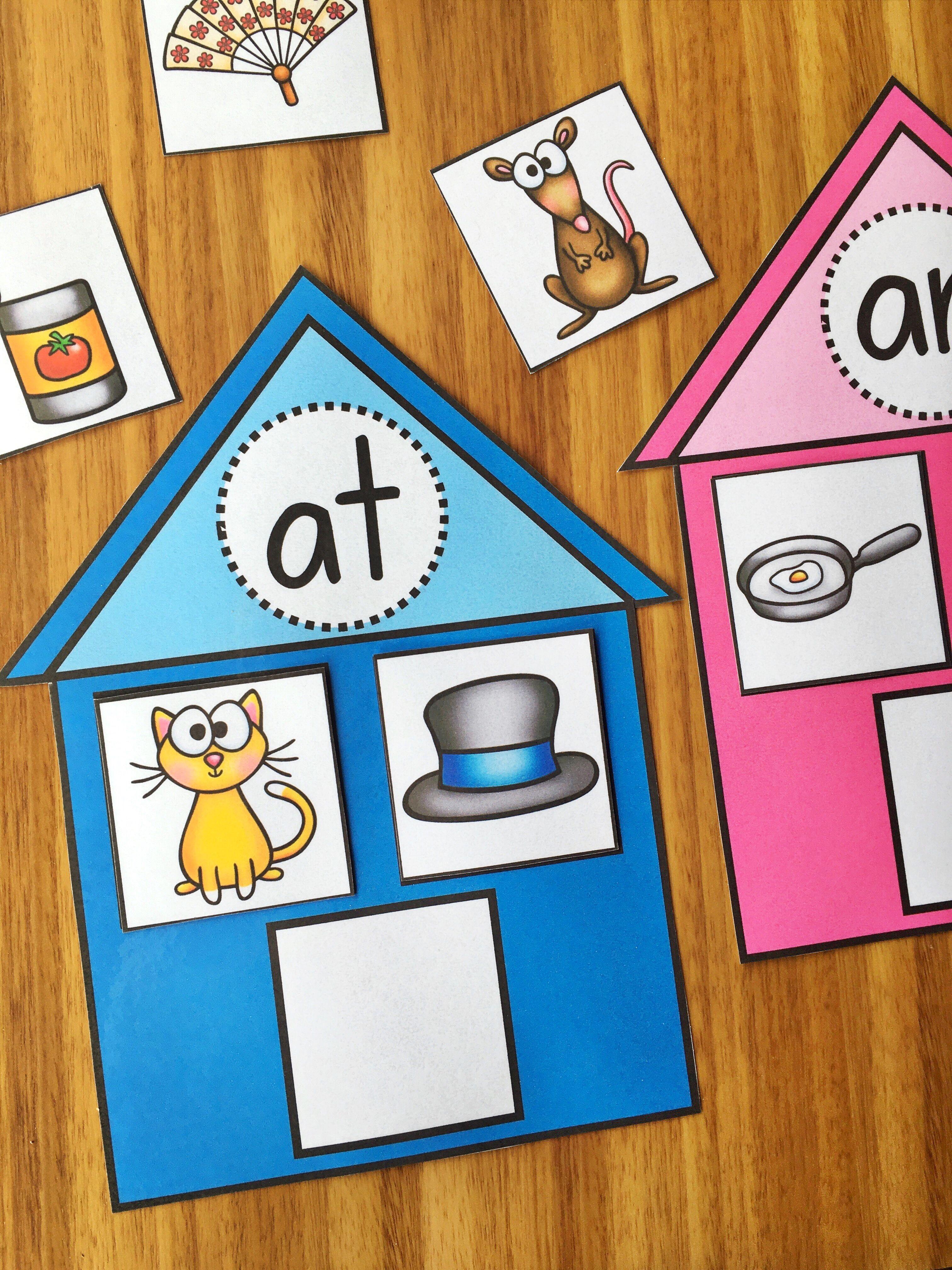 Short A Cvc Worksheet Pack With A Bonus Literacy Center