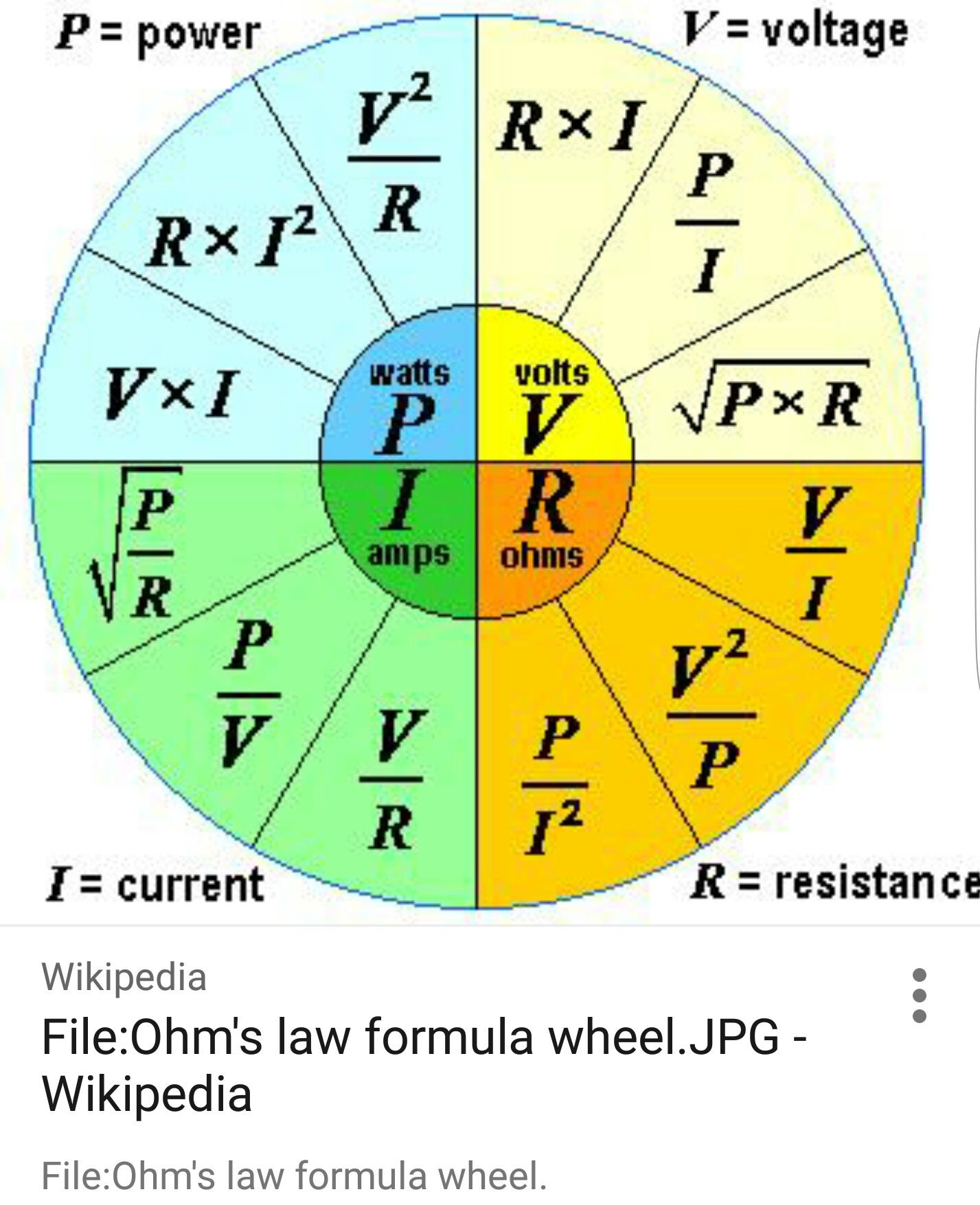 Pin By Amw Research On Circuits Pinterest Engineering All The Resistors In A Parallel Circuit We Can Use Ohms Law To Complete Guid E For Tech Beginners