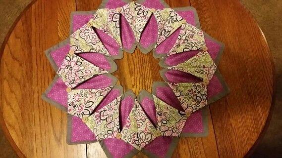 Stitch Wreath