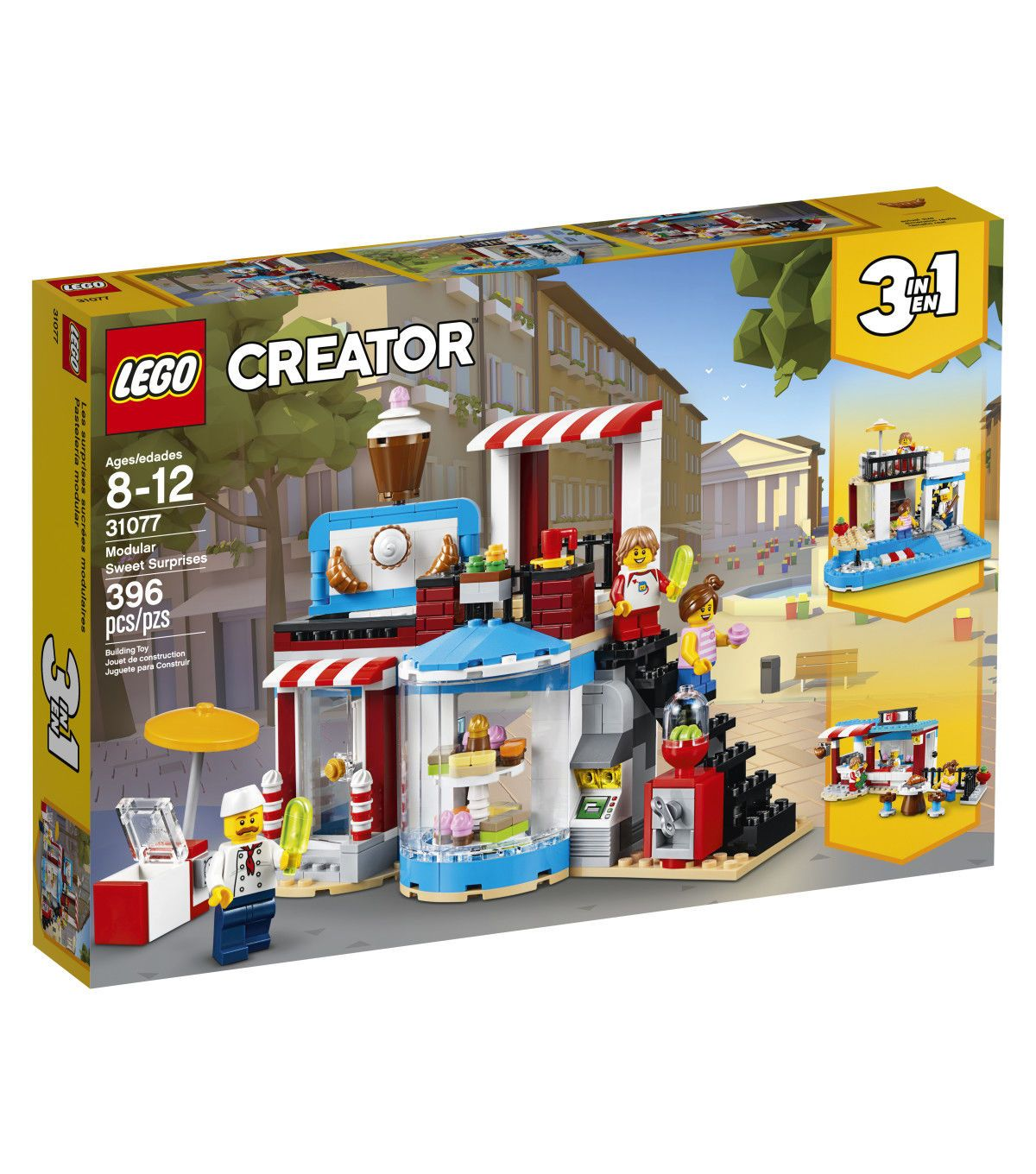 LEGO Creator 31078 Treehouse 3in1 Building Toy Brand New Sealed Box