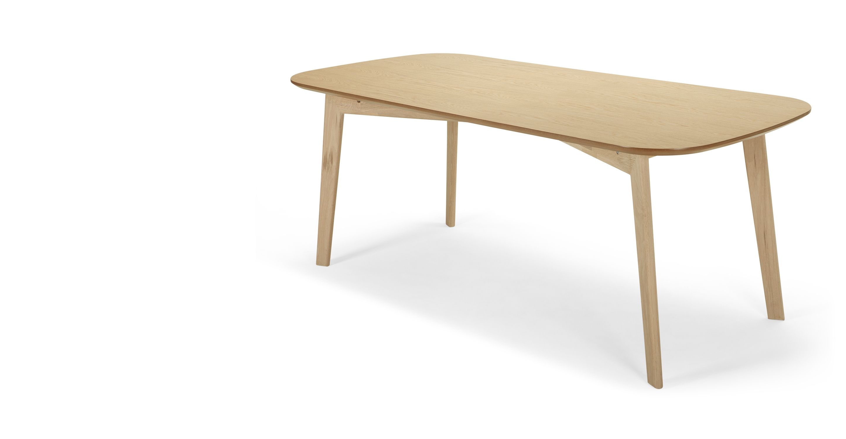 Dante dining table oak made dining tables and chairs dante dining table oak made geotapseo Gallery