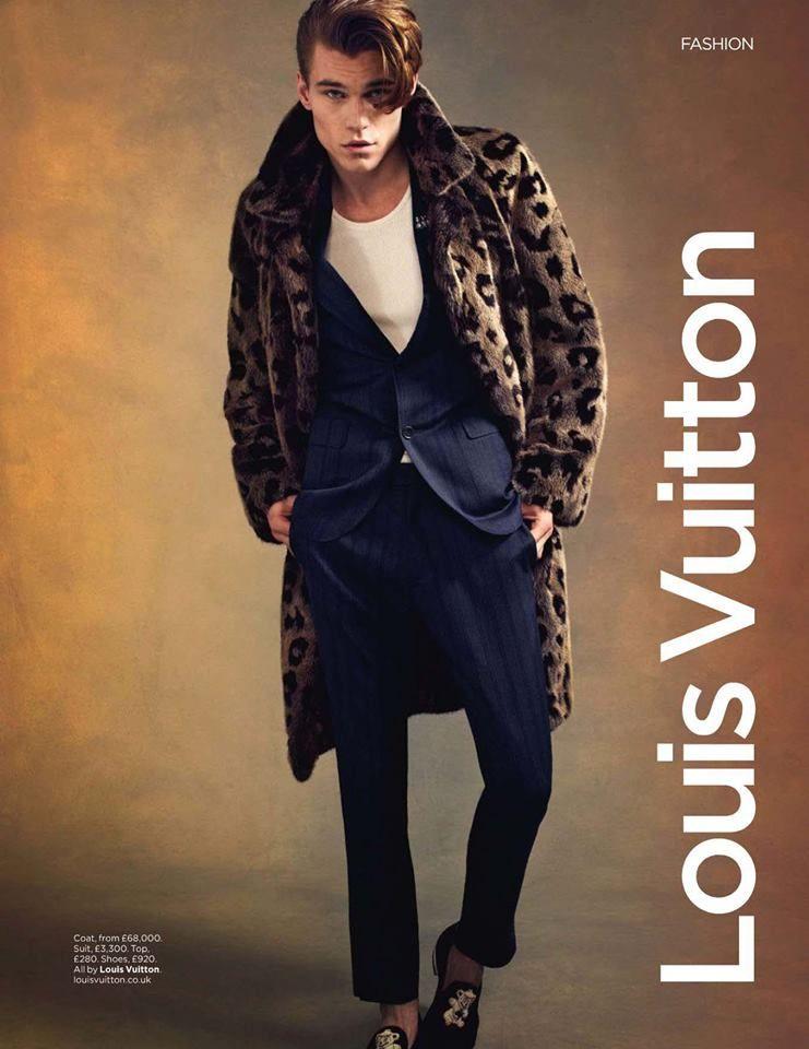 Louis Vuitton set.