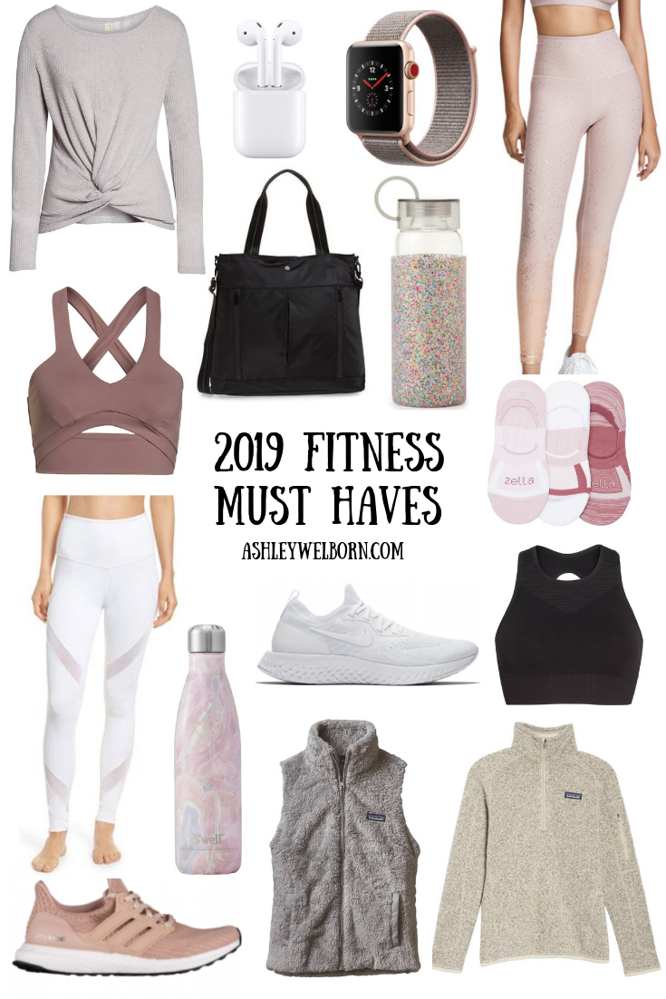2019 Fitness Must Haves    I am rounding up some of my favorite fitness items on the blog to help in...