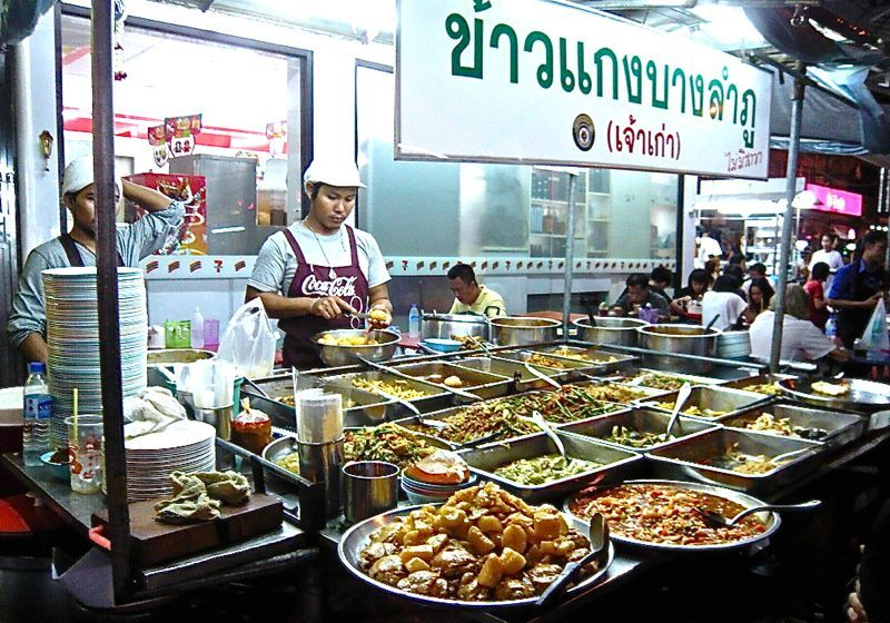 5 Places To Eat Thai Street Food In Bangkok Thai Street Food Street Food Thailand Bangkok Food