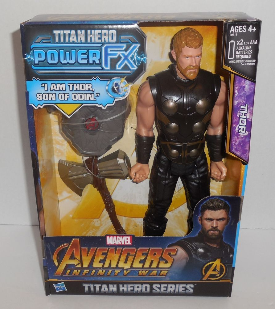 New Avengers Titan Hero série Thor doll