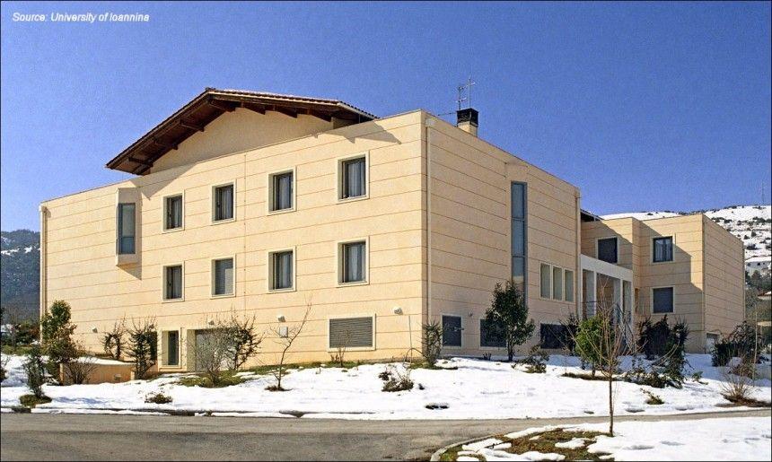 University of Ioannina, Greece #ioannina-grecce