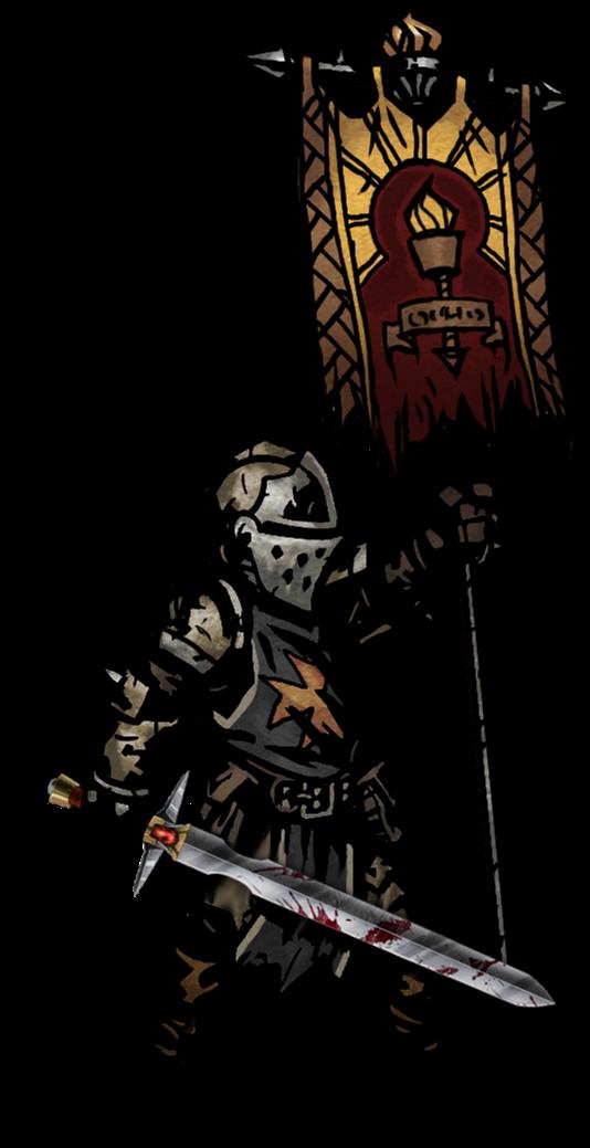 New Crusader Skin And New Sword At Darkest Dungeon Nexus Mods And Community Darkest Dungeon Dark Fantasy Character Design