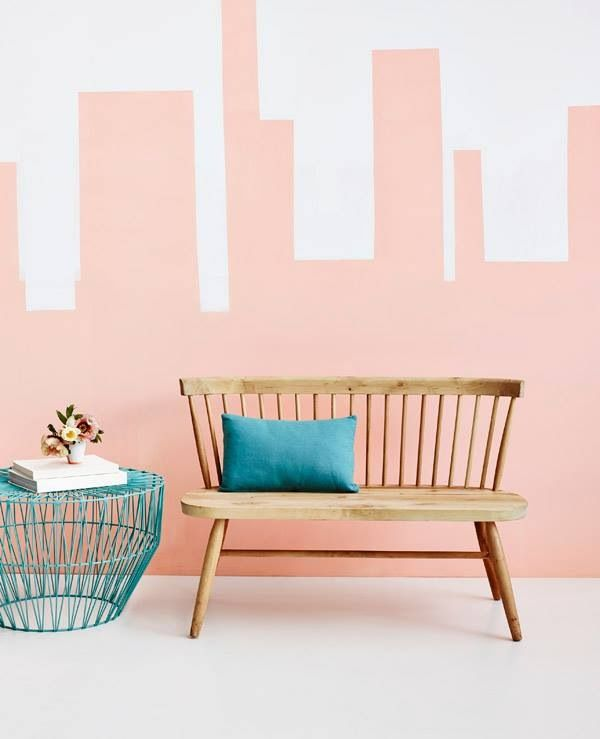 Pastel pink and torquoise   room decor   Pinterest   Pastel pink ...