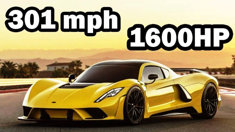 What Is The Fastest Car In The World >> Top 20 Fastest Cars In The World Best Picture Fastest