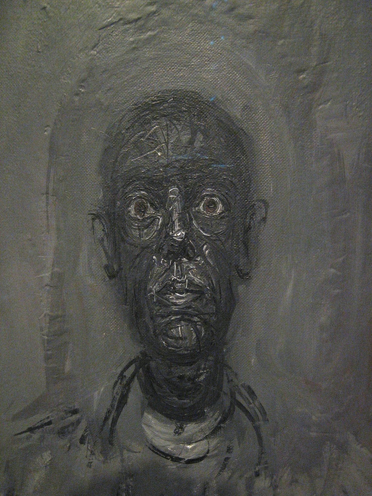 Ken's Visual Art Blog: The Struggle for Reality: Giacometti and the Impossible Real