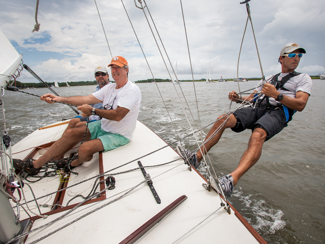 Go behind the scenes of the state's biggest annual sailboat race, and learn the unique history of South Carolina's Sea Island One Design fleet.